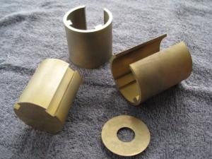 Trådskjæring kan utføres i alle ledende materialer.