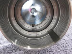 5mm og 8mm kilspor, senkerosjon